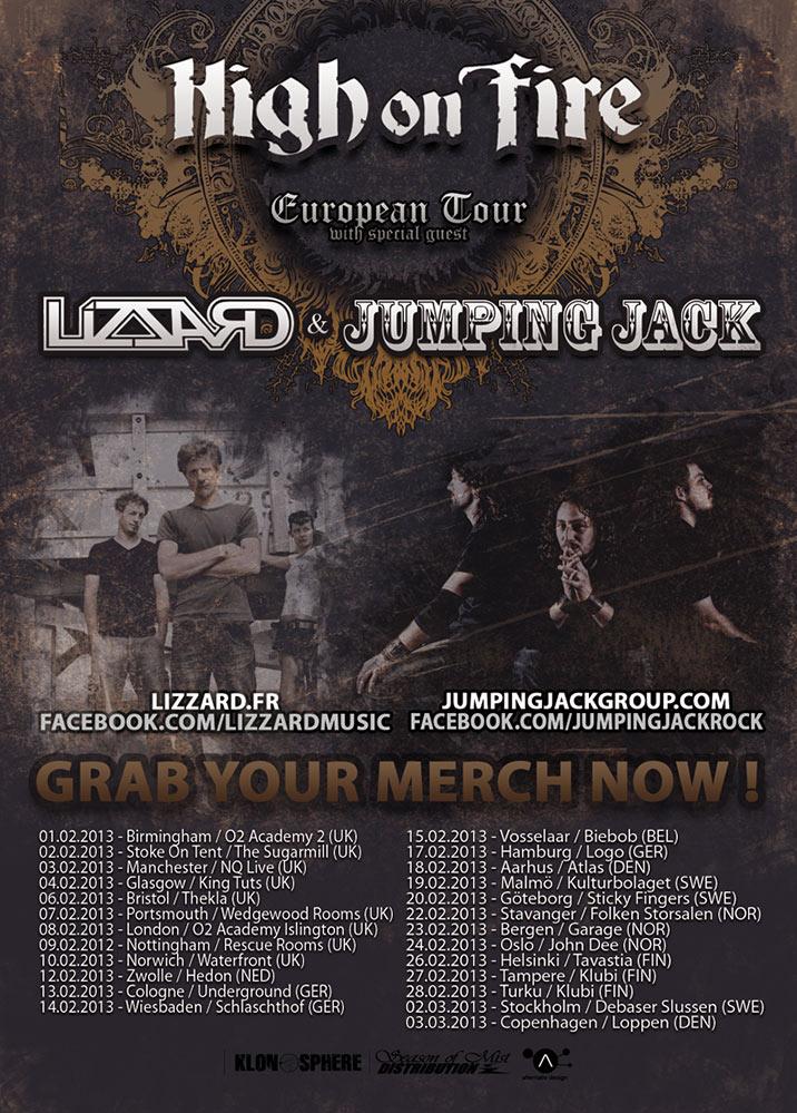JJ en tournée européenne
