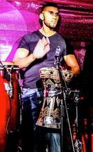 nab's drum percussionniste