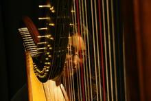 Harpiste Aurélie Communal