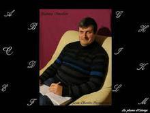 Jean-Charles Desmoulins auteur-parolier