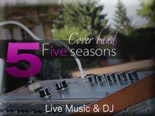 Five Seasons cover-band