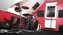Tux Drums