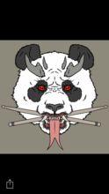 Evil Panda