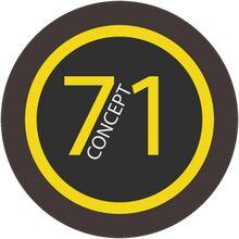 Label 71concept