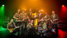 Niass Coumba Abdallah & The Mp's