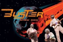 BUSTER space rock