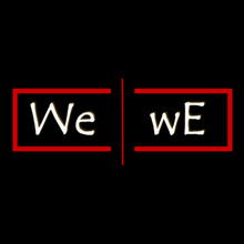 We wE