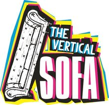 The Vertical Sofa
