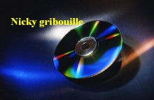 Nicky gribouille