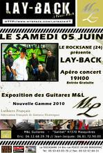 LAY-BACK
