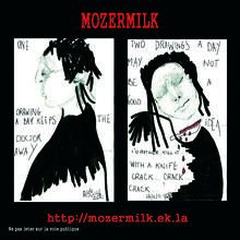 MOZERMILK (new album MINIMAL ROCK PSYCHE ) 2013