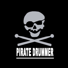 Pirate Drummer