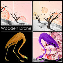 Wooden Drone