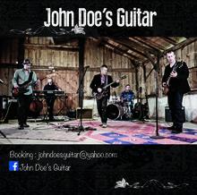 """ John Doe's Guitar"""