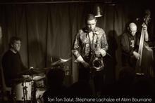 Stéphane Lachaize Trio